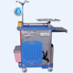 Five drawers medical hospital emergency trolleys first-aid device trolley fca-02 ce iso approved surgical