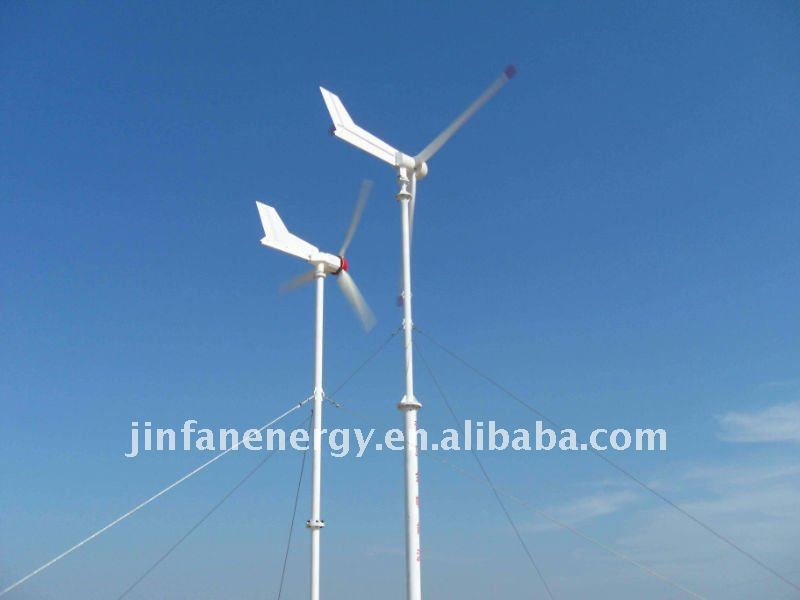 5KW wind mill / wind rotor