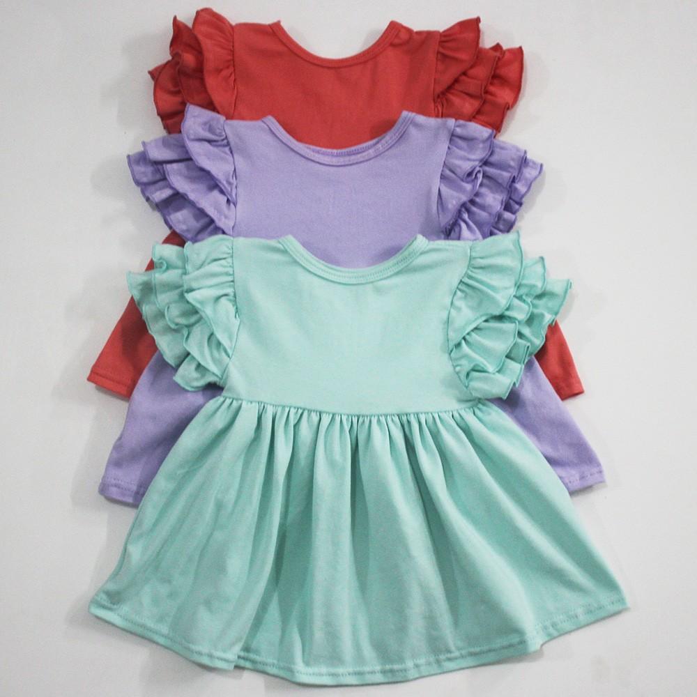 Shirt design for baby girl - High Quality Kids Ruffle Raglan Shirt Fashion Design Baby Christmas Icing Shirt Wholesale Girls Christmas Raglan