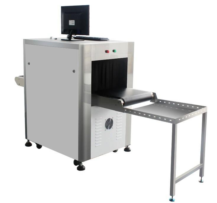 Rayos X Del Escáner De Equipaje/inspección De Carga Máquina De Rayos ...