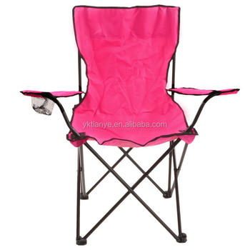 Charmant Folding Chair Pink Camping