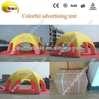 inflatable octopus tent & Inflatable Octopus Tent - Buy Inflatable Octopus TentInflatable ...