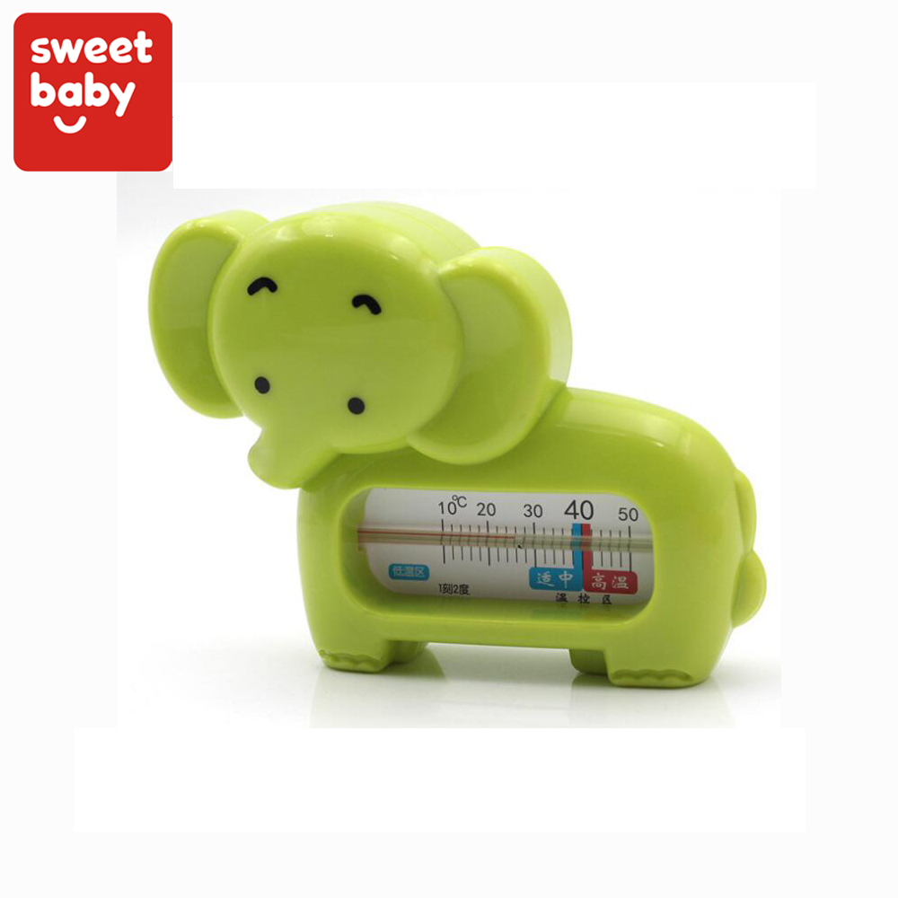 Hot Selling Baby Accessoires Levert Zwembad Baby Gebruik Speelgoed Bad Thermometer Water Thermometer