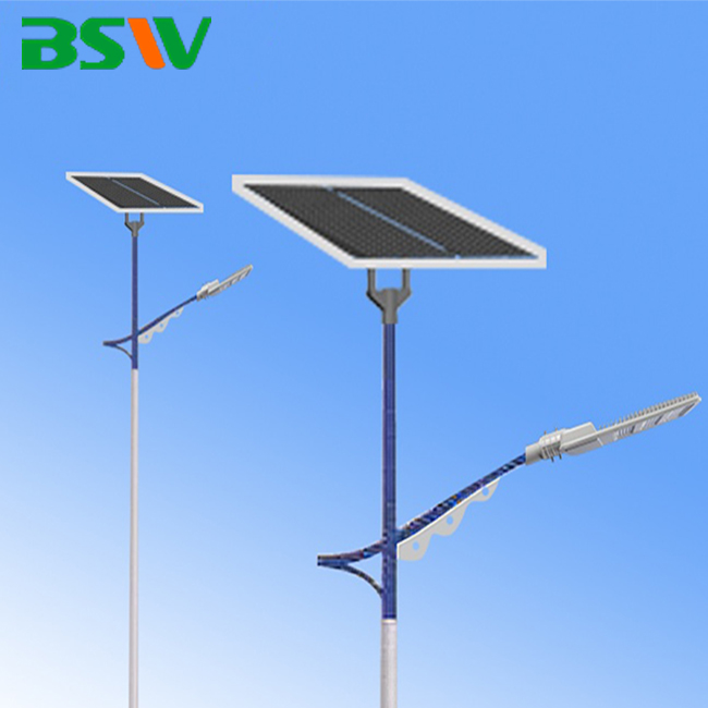Solar Panel  LED Street Light Manufacturer In China