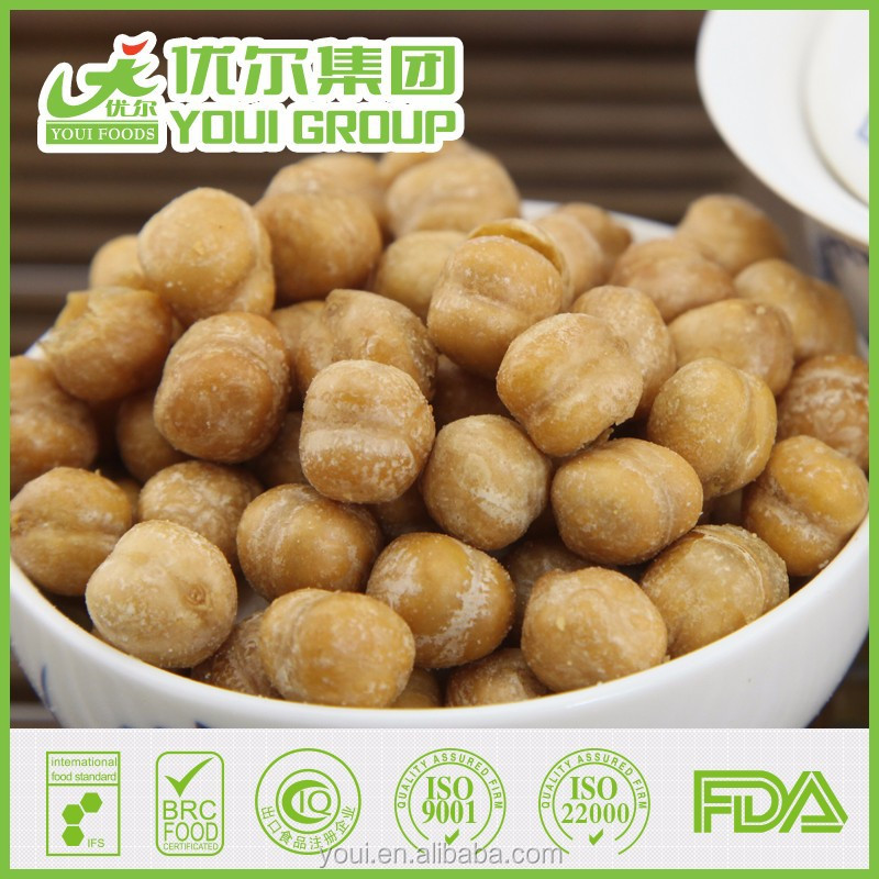 Spicy Flavor Coated Chickpeas, Wholesale Chickpeas Price