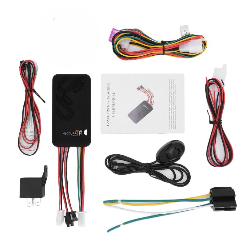 Gemi hazır GT06 Ucuz Hiçbir Aylık Ücret Kablolu Anti-hırsızlık GPS Izci