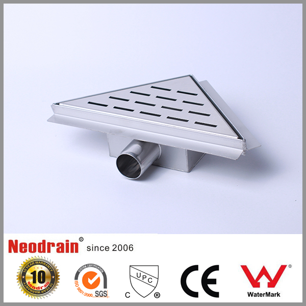 New product shower grated trench drain