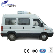 Packing air conditioner box air conditioning truck