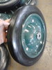 "South Africa wheel barrow solid rubber wheel 13""x3"""