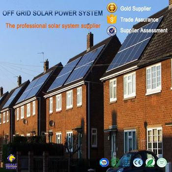 5kw solar hydrogen system with high quality