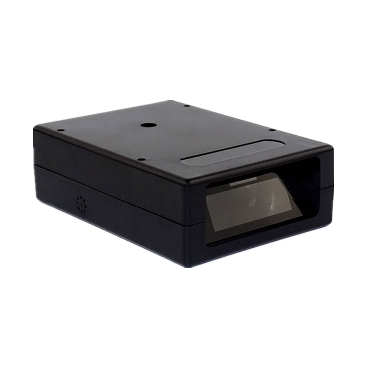 Small Fixed Barcode Scanner Module Engine Laser Bar code Reader Module for Kiosk Equipment Vending Machine RS232 USB Interface фото