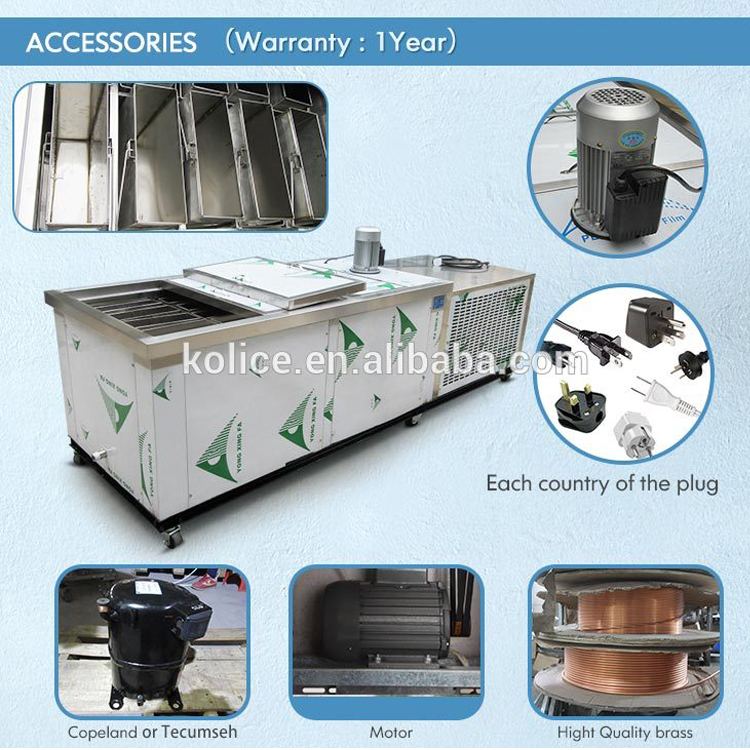 High quality hot sale industrial commercial cube ice maker machine