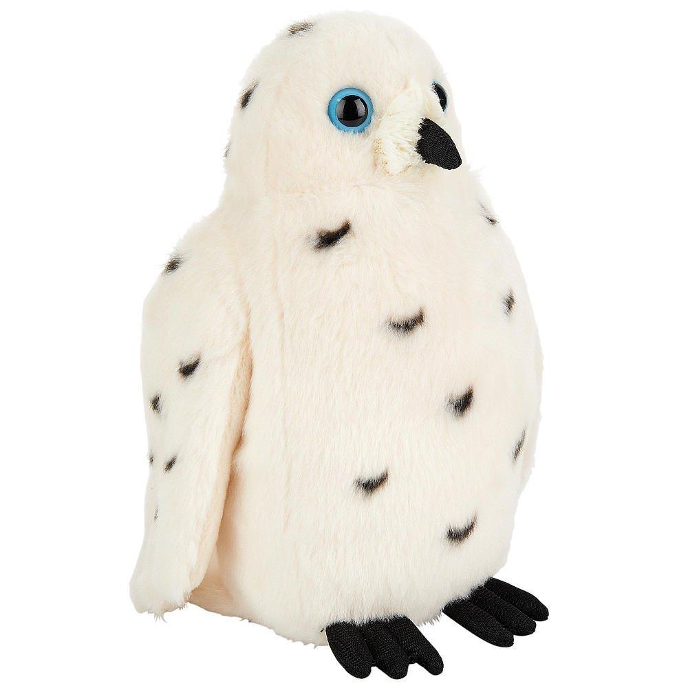 Toys R Us Plush 7.5 inch Snowy Owl - White