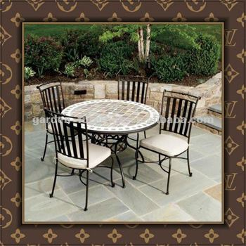 Garden Furniture Mosaic metal mosaic outdoor furniture - buy mosaic patio furniture,metal
