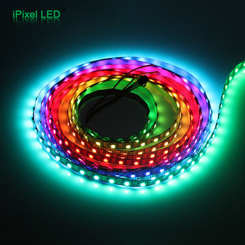 Shenzhen ipixel led colour changing led strip ws2812b bendable car shenzhen ipixel led colour changing led strip ws2812b bendable car advertising led strip lighting mozeypictures Image collections
