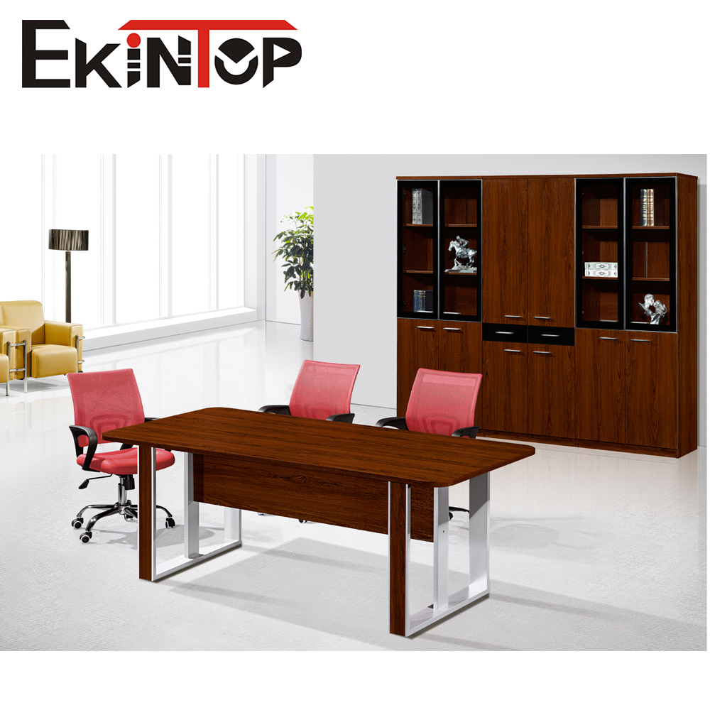 3-6 person seater conference table for office meeting room