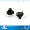 2014 mini 2 pin black Kan-9 momentary tact push button switches