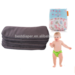 happy flute hemp cloth diaper inserts