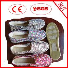 China proveedor de calzado al por mayor sandalias de cuña con plataforma