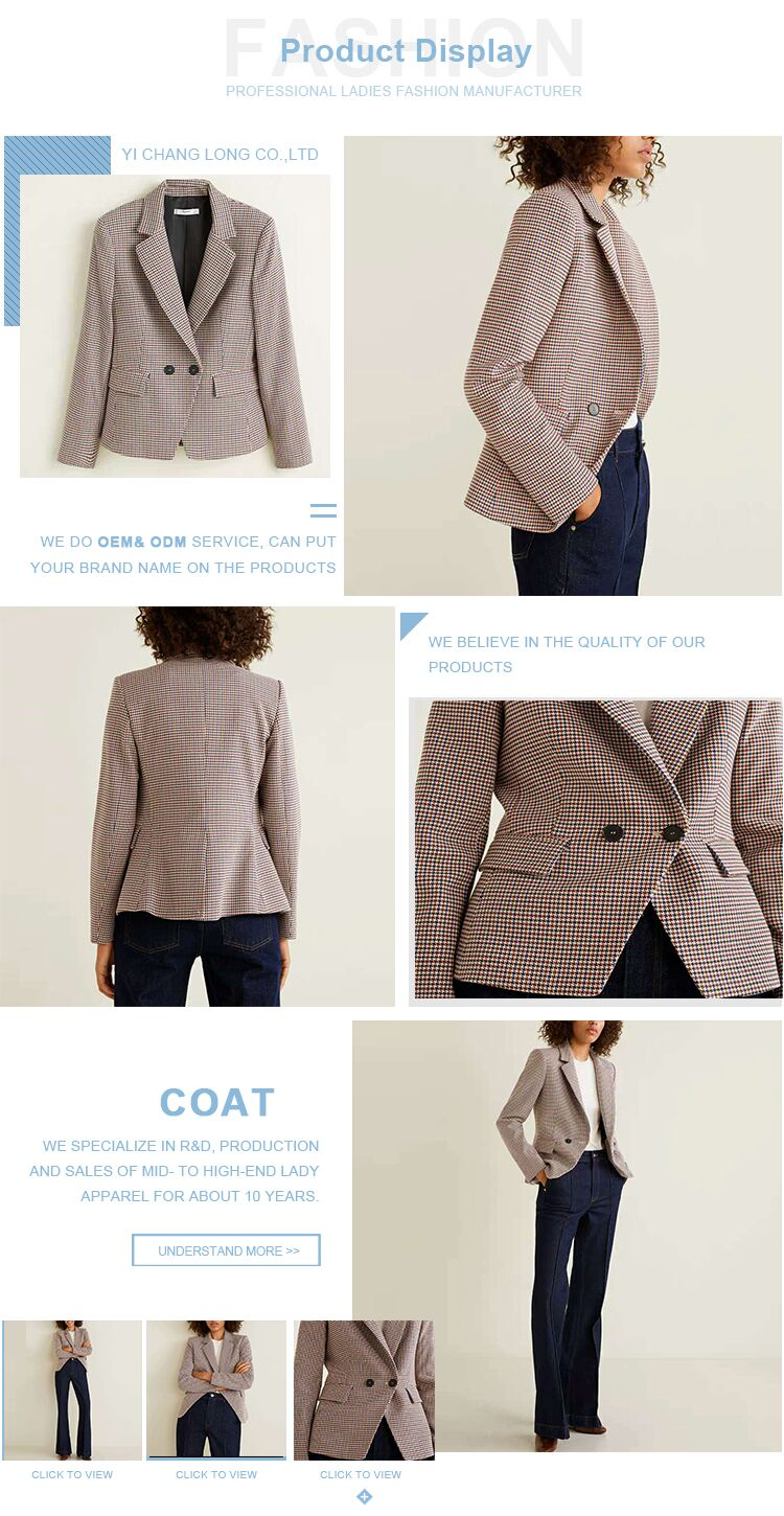 womens winter outerwear suit coat with quality warranty