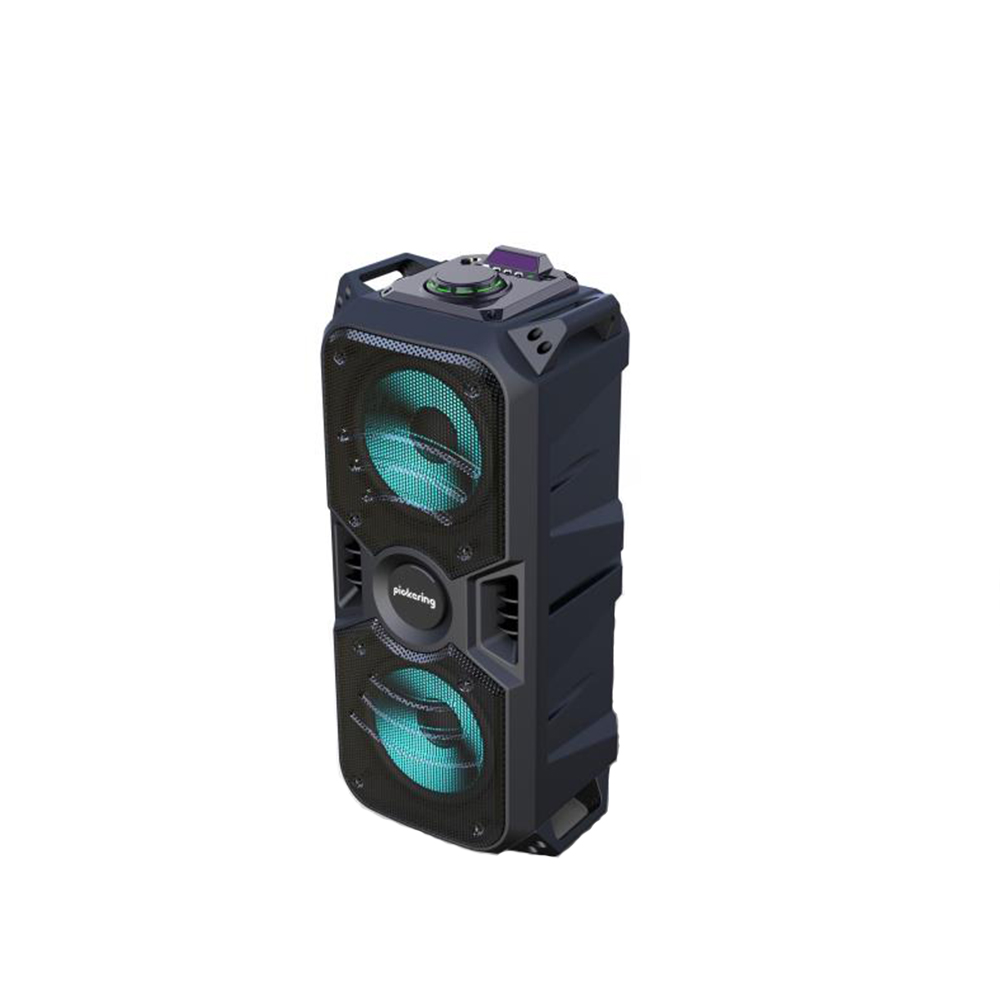 High Quality blue tooth speaker Led Light Outdoor Party Trolley Speaker