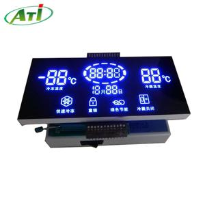 7 segment led module, custom 7 segment led display module