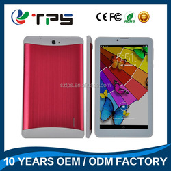 7 inch tablet pc 3g call phablet GSM/WCDMA dual sim phone tablet