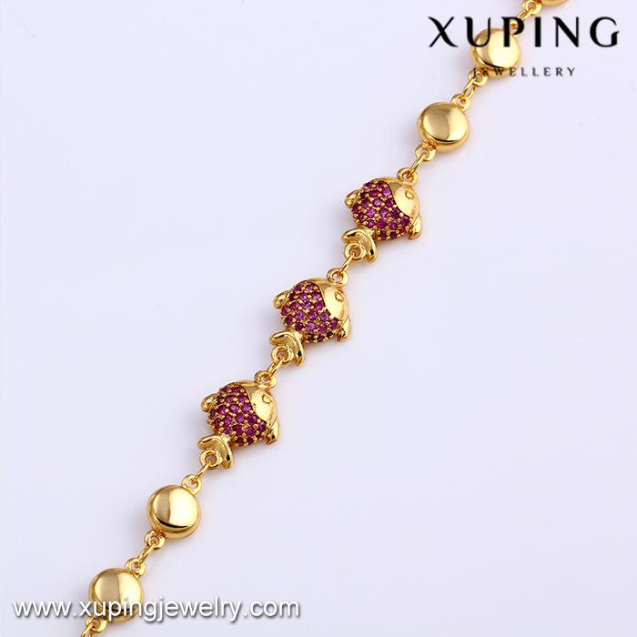 71897 Xuping Senco Gold Jewellery Price Fake Gold Bangle Bracelet ...