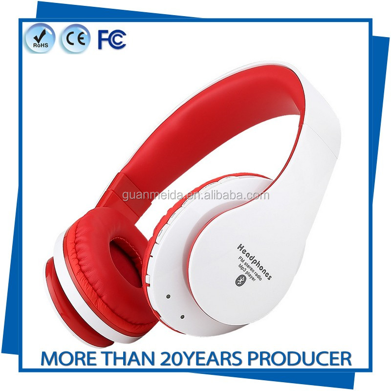 Universal Wireless Stereo Headphones Headset High Quality Beats Professional DJ Headphone
