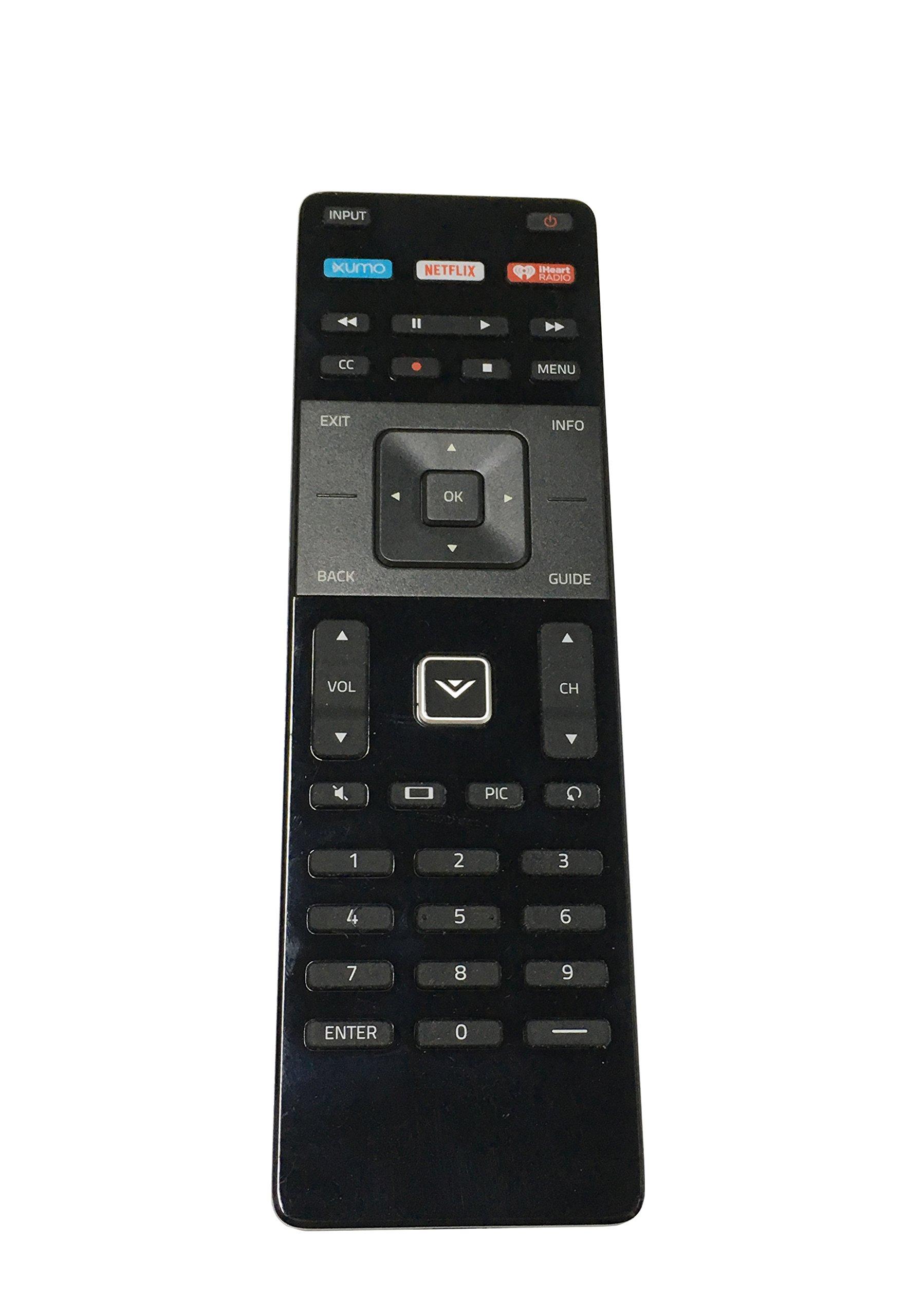 New Remote Controller XRT122 fit for VIZIO Smart TV D32-D1 D32H-D1 D32X-D1 D39H-D0 D40-D1 D40U-D1 D55U-D1 D58U-D3 D60-D3 E32H-C1 E40-C2 E40X-C2 E43-C2 E48-C2 E50-C1 E55-C1 E65-C3 E65X-C2 E70-C3