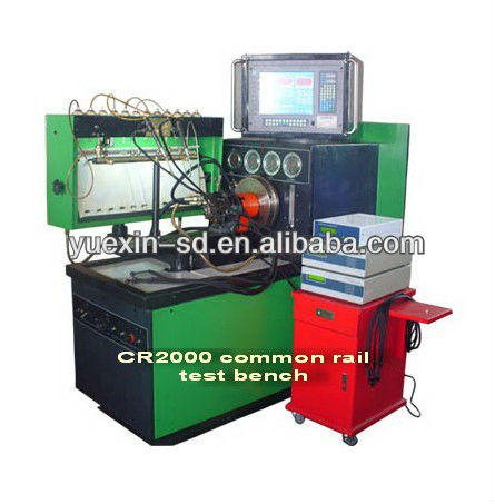 CR2000 Common Rail Tester/6 injectors