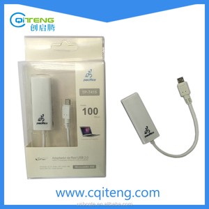 RJ45 USB Lan USB 2.0 Micro USB to Ethernet Adapter for Tablets