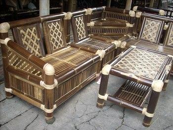 Bamboo Furnitures Buy Natural Bamboo Furniture Product