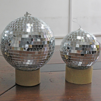 Different Sizes Silver Disco Ball Party Decorations Buy Silver Simple Disco Ball Decorations Cheap