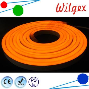 Waterproof Smd2835 12v 24v 110v Dimmable Led Neon Flex Rope Light ...