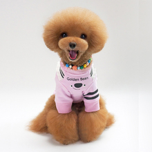 Hot Pet V Collar Clothes Dress For Small Dog Girl