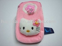 Cell Phone Pocket plush/fashionable design SJ11