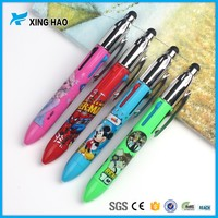 Wholesale New Design Best Selling Plastic Novelty advertising Fat Ballpoint Pen