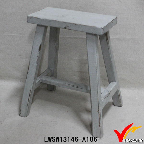 vintage antique wood craft stools from fuzhou