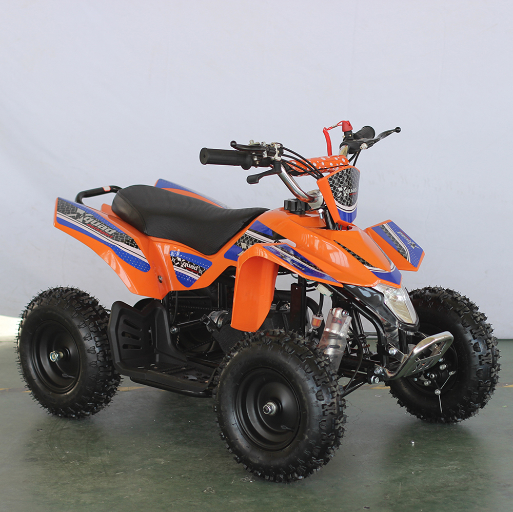Factory direct four wheel 49cc atv reverse gear motorcycle