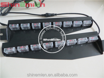Amberwhite undercover led visor light bar buy amberwhite amberwhite undercover led visor light bar aloadofball Gallery