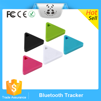 Hot Sale Bluetooth Tag Sticker Anti Lost Alarm Key Finder Bluetooth Tracker  For Ios And Android Phones - Buy Bluetooth Tracker,Key Finder,Anti Lost