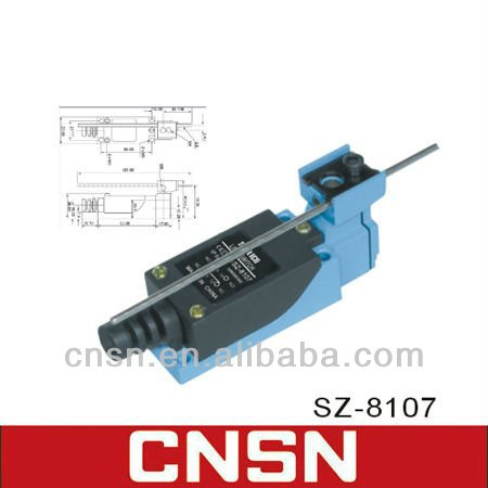 IP65 Limiting switch TZ 8107
