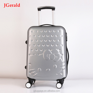 01bb45dc0d97 Trolley Suitcase Hello Kitty