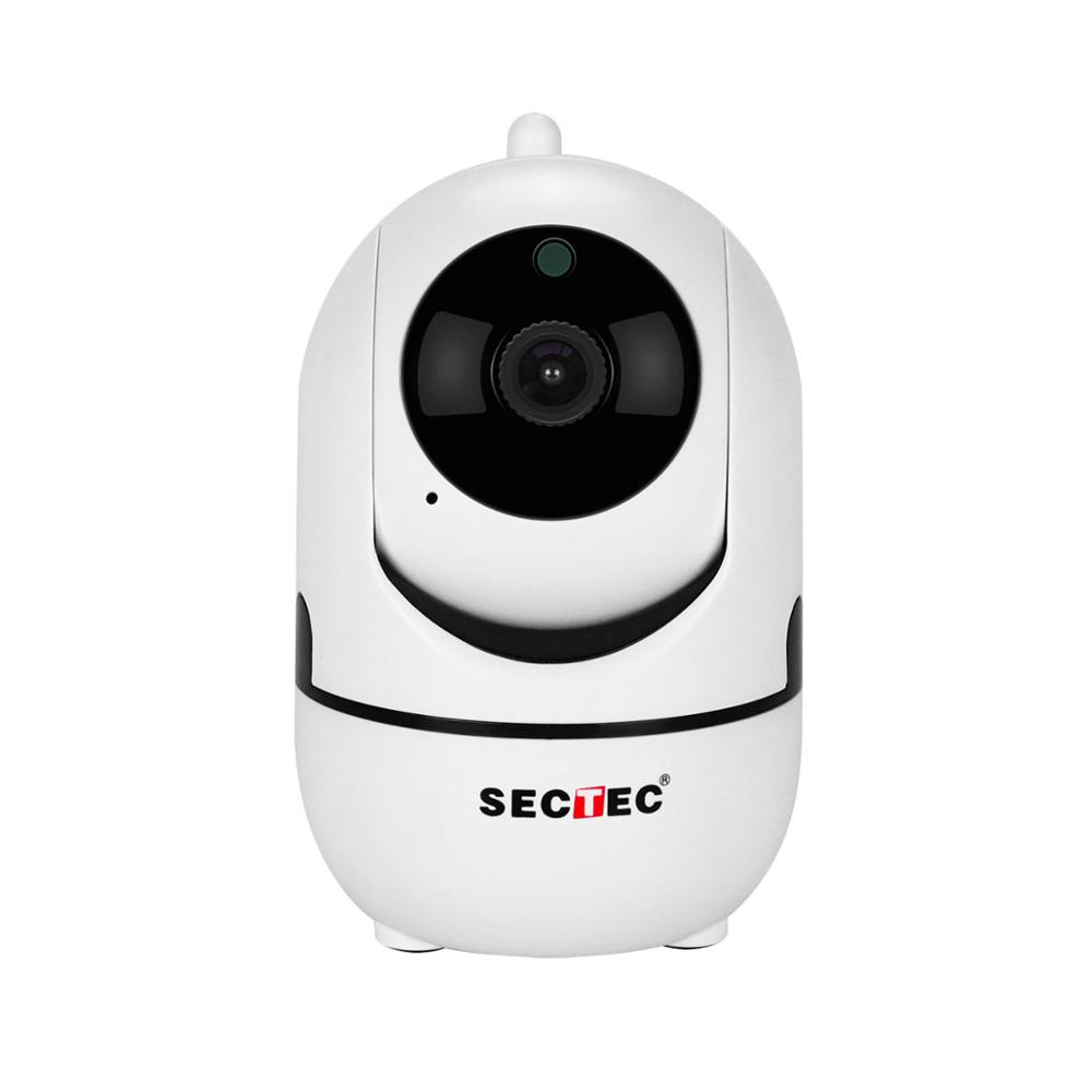 Sectec HD IP CCTV Cameras <strong>Mini</strong> <strong>Wifi</strong> Wireless Security IP Cam AI Cloud Motion Auto Tracking <strong>Wifi</strong> <strong>Camera</strong> IP <strong>Camera</strong>