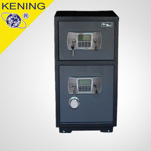 Two Door Digital Steel Safe Deposit Box/Safes