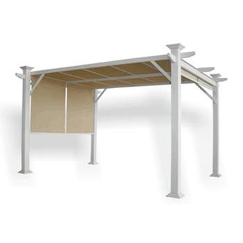 Pergola Extérieure Jardin Parasol Tente En Fer Forgé En Aluminium Pergola  Gazebo - Buy Pergola De Gazebo,Tente De Parasol,Pergola Extérieure Product  ...