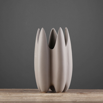 Table Flower Vase Fancy Vases Ceramic Decorative Table Top Vases