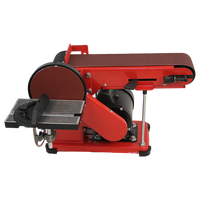 THM Woodworking 4 x 6-inch Belt and Disc Sander, Wholesale