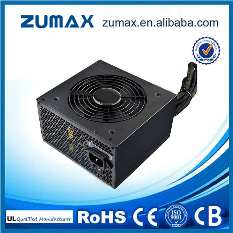 ZUMAX EUB800 80 PLUS 800W AC power supplier - DC power supplier